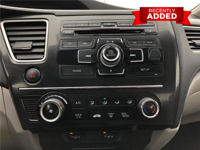 2013 Honda Civic LX (Stk: A2847) in Miramichi - Image 26 of 28