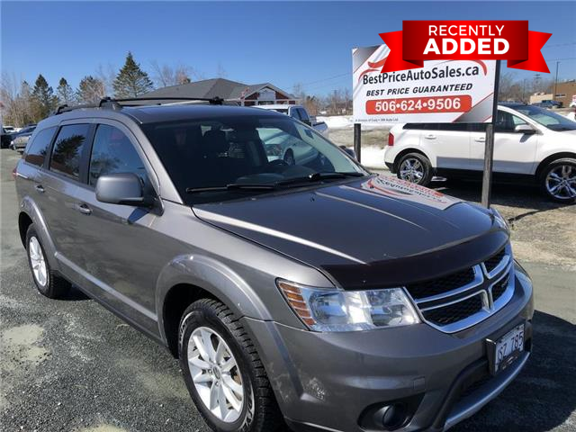 2013 Dodge Journey SXT/Crew (Stk: A2897) in Miramichi - Image 2 of 30