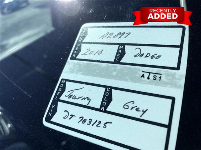 2013 Dodge Journey SXT/Crew (Stk: A2897) in Miramichi - Image 21 of 30