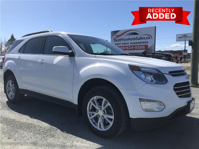 2016 Chevrolet Equinox LT (Stk: A2883) in Miramichi - Image 1 of 30