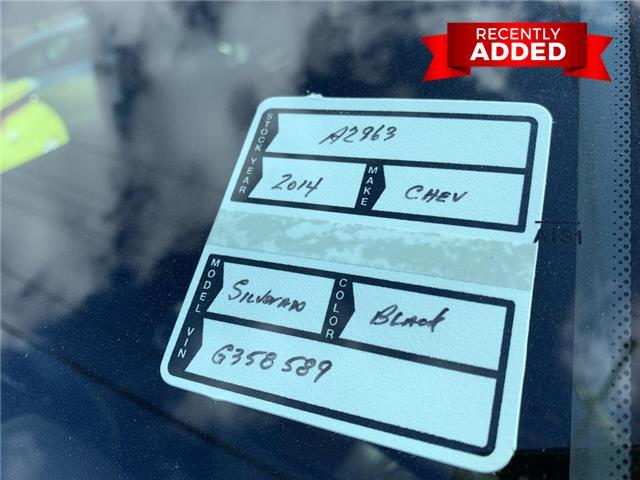 2014 Chevrolet Silverado 1500  (Stk: A2963) in Miramichi - Image 20 of 30