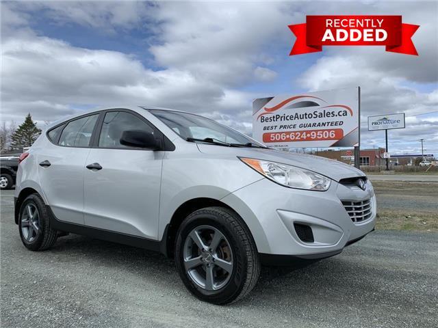 2013 Hyundai Tucson  (Stk: A2854) in Miramichi - Image 1 of 30
