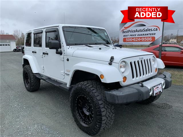 2013 Jeep Wrangler Unlimited Sahara (Stk: A2966) in Miramichi - Image 3 of 30