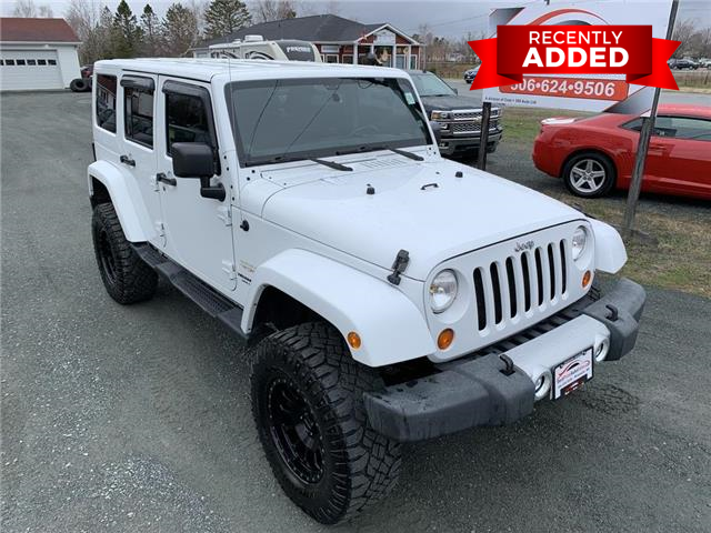 2013 Jeep Wrangler Unlimited Sahara (Stk: A2966) in Miramichi - Image 4 of 30