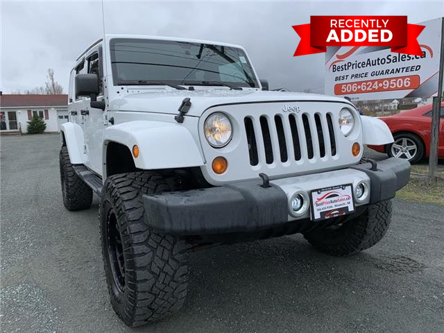 2013 Jeep Wrangler Unlimited Sahara (Stk: A2966) in Miramichi - Image 5 of 30