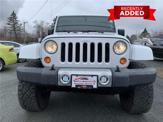 2013 Jeep Wrangler Unlimited Sahara (Stk: A2966) in Miramichi - Image 6 of 30