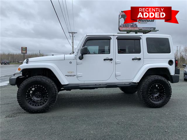2013 Jeep Wrangler Unlimited Sahara (Stk: A2966) in Miramichi - Image 9 of 30