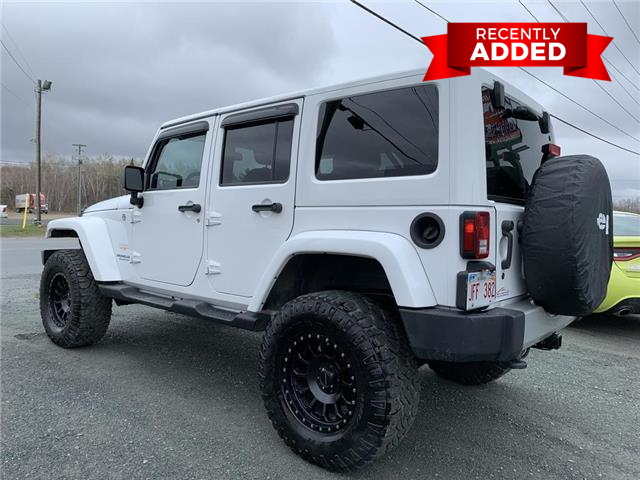 2013 Jeep Wrangler Unlimited Sahara (Stk: A2966) in Miramichi - Image 10 of 30