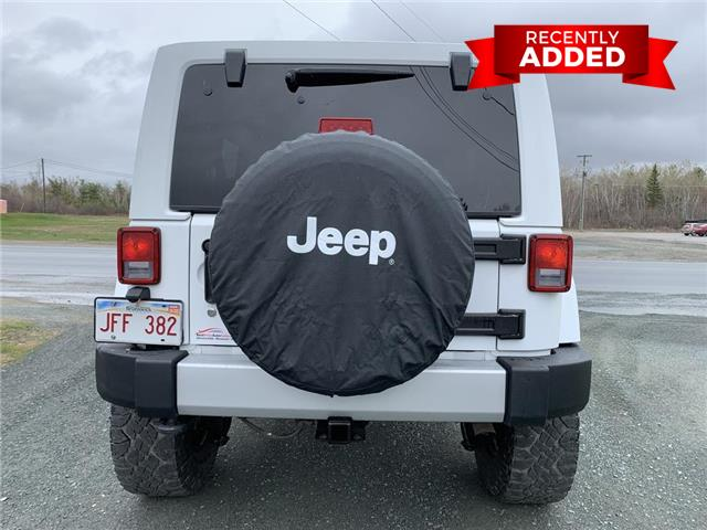2013 Jeep Wrangler Unlimited Sahara (Stk: A2966) in Miramichi - Image 12 of 30