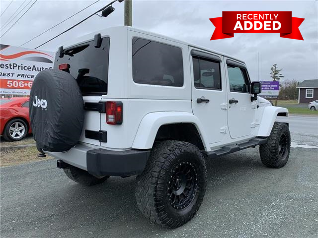 2013 Jeep Wrangler Unlimited Sahara (Stk: A2966) in Miramichi - Image 13 of 30