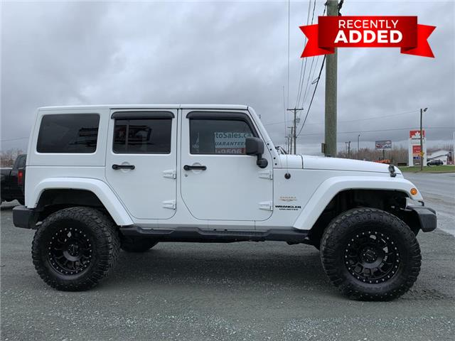 2013 Jeep Wrangler Unlimited Sahara (Stk: A2966) in Miramichi - Image 14 of 30