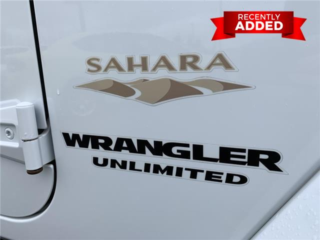 2013 Jeep Wrangler Unlimited Sahara (Stk: A2966) in Miramichi - Image 16 of 30