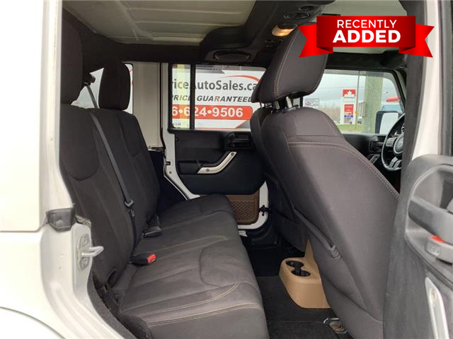 2013 Jeep Wrangler Unlimited Sahara (Stk: A2966) in Miramichi - Image 21 of 30