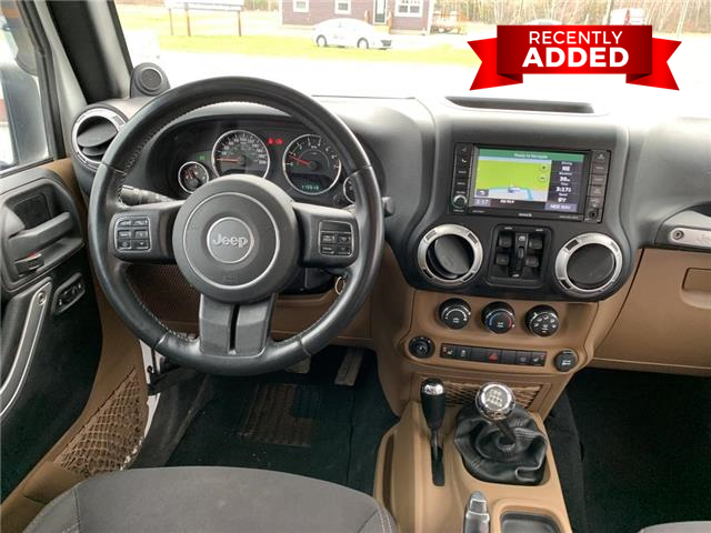 2013 Jeep Wrangler Unlimited Sahara (Stk: A2966) in Miramichi - Image 22 of 30