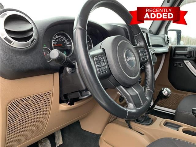 2013 Jeep Wrangler Unlimited Sahara (Stk: A2966) in Miramichi - Image 28 of 30