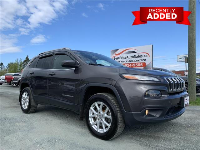 2014 Jeep Cherokee North (Stk: A2967) in Miramichi - Image 1 of 30