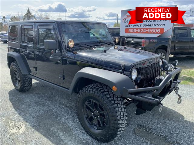 2015 Jeep Wrangler Unlimited Sport (Stk: A2970) in Miramichi - Image 3 of 30