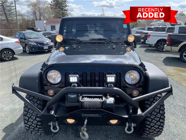 2015 Jeep Wrangler Unlimited Sport (Stk: A2970) in Miramichi - Image 7 of 30