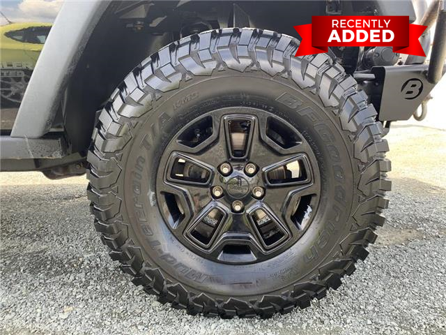 2015 Jeep Wrangler Unlimited Sport (Stk: A2970) in Miramichi - Image 16 of 30