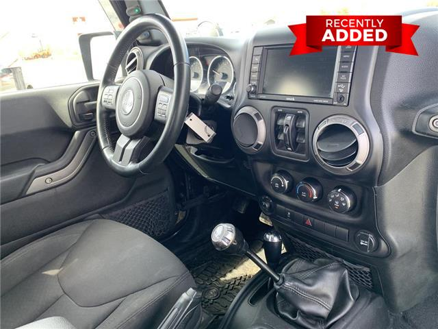 2015 Jeep Wrangler Unlimited Sport (Stk: A2970) in Miramichi - Image 23 of 30