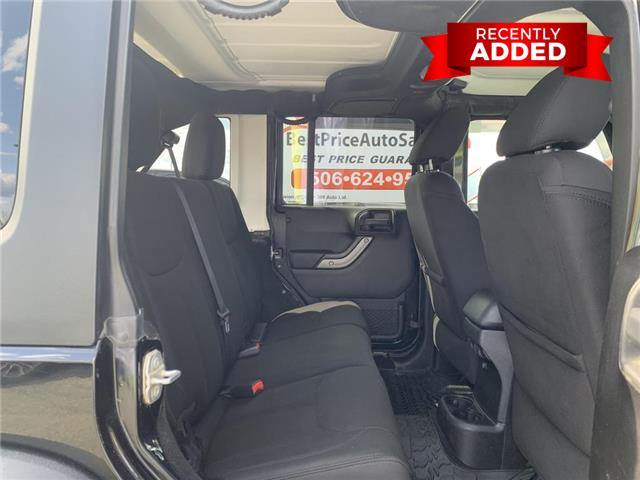 2015 Jeep Wrangler Unlimited Sport (Stk: A2970) in Miramichi - Image 25 of 30