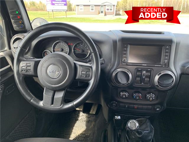 2015 Jeep Wrangler Unlimited Sport (Stk: A2970) in Miramichi - Image 28 of 30