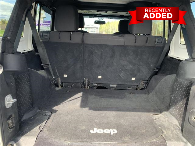 2015 Jeep Wrangler Unlimited Sport (Stk: A2970) in Miramichi - Image 29 of 30