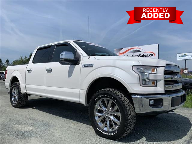 2016 Ford F-150  (Stk: A3027) in Miramichi - Image 1 of 30