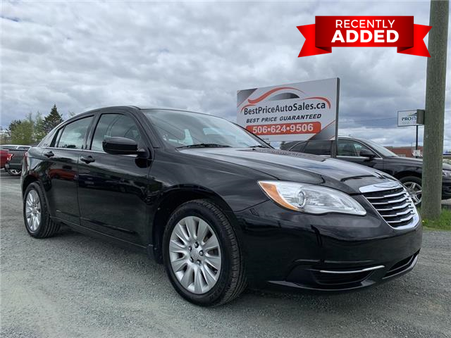 2012 Chrysler 200  (Stk: A2931) in Miramichi - Image 1 of 27