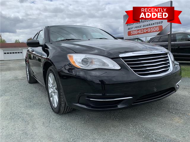 2012 Chrysler 200  (Stk: A2931) in Miramichi - Image 2 of 27