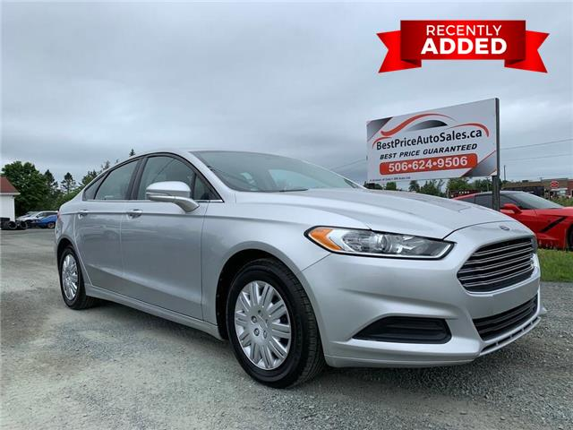 2013 Ford Fusion SE (Stk: A2959) in Amherst - Image 1 of 26