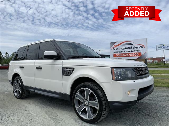 2010 Land Rover Range Rover Sport Supercharged (Stk: SALSH2) in Miramichi - Image 1 of 30