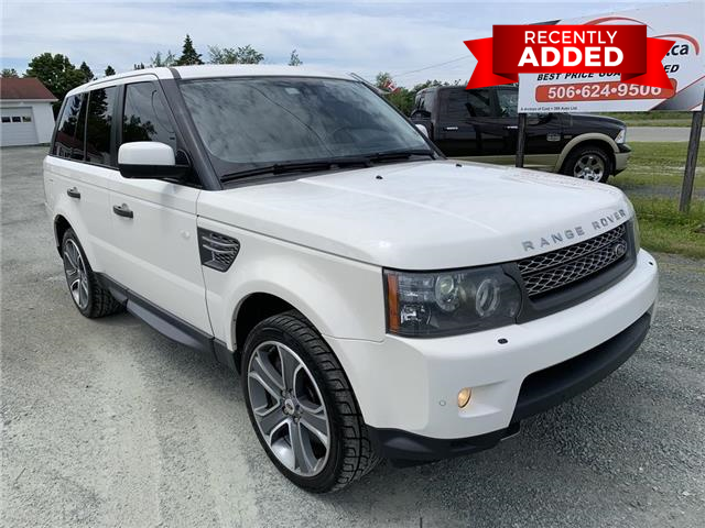 2010 Land Rover Range Rover Sport Supercharged (Stk: SALSH2) in Miramichi - Image 2 of 30