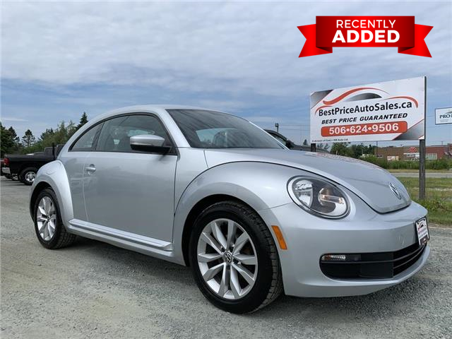 2012 Volkswagen Beetle  (Stk: A3046) in Miramichi - Image 1 of 30
