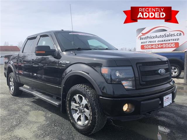 2014 Ford F-150  (Stk: A2886) in Miramichi - Image 4 of 30