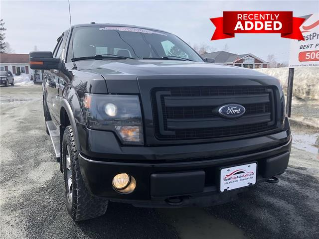 2014 Ford F-150  (Stk: A2886) in Miramichi - Image 5 of 30