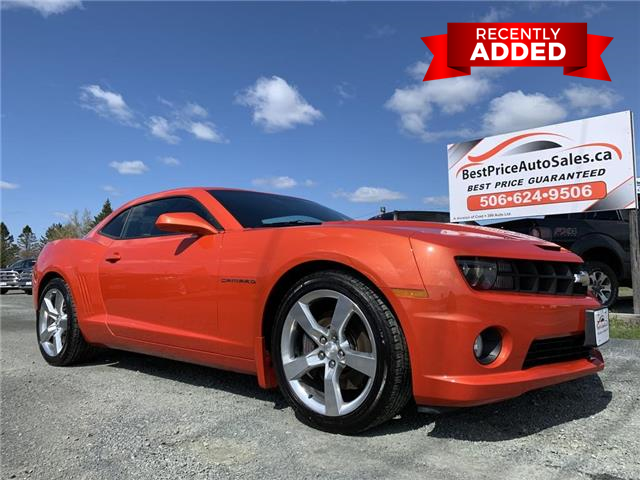 2012 Chevrolet Camaro 1SS (Stk: A2995) in Miramichi - Image 1 of 30