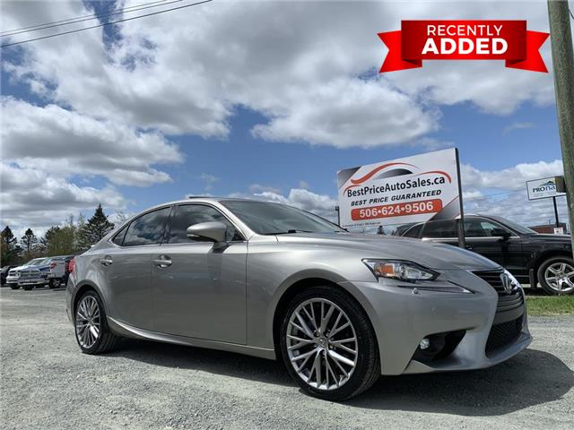 2015 Lexus IS 250 Base (Stk: A2989) in Miramichi - Image 1 of 30