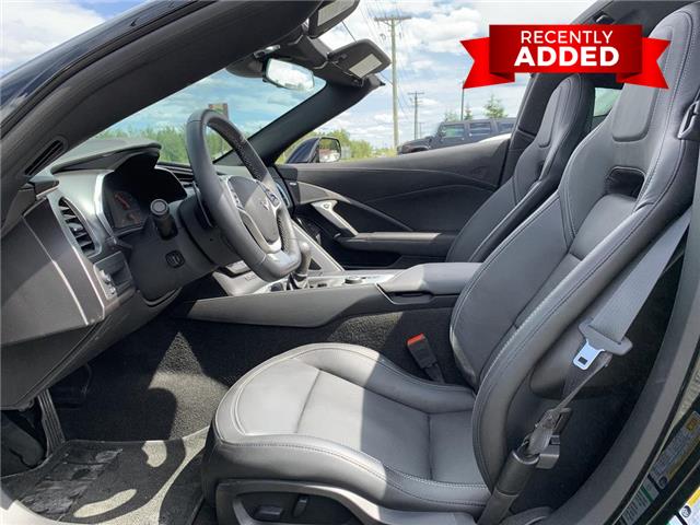 2019 Chevrolet Corvette Stingray (Stk: A3049) in Miramichi - Image 27 of 30