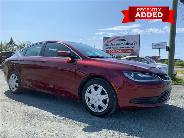 2015 Chrysler 200 LX (Stk: A3041) in Amherst - Image 2 of 28