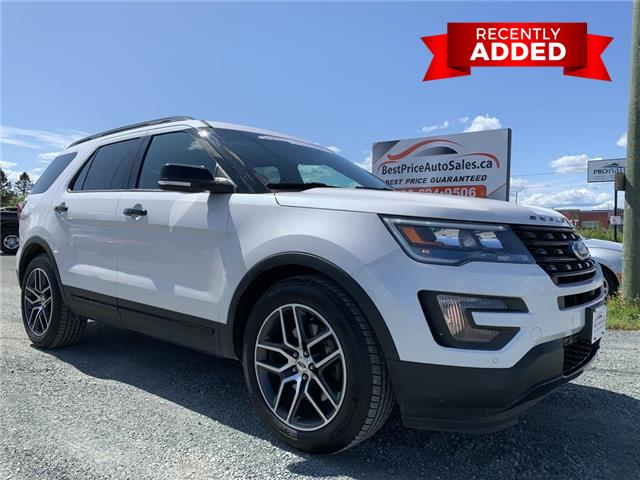 2016 Ford Explorer Sport (Stk: A2900) in Miramichi - Image 1 of 30