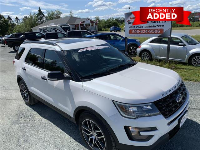 2016 Ford Explorer Sport (Stk: A2900) in Miramichi - Image 3 of 30