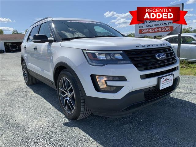 2016 Ford Explorer Sport (Stk: A2900) in Miramichi - Image 4 of 30
