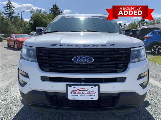 2016 Ford Explorer Sport (Stk: A2900) in Miramichi - Image 5 of 30