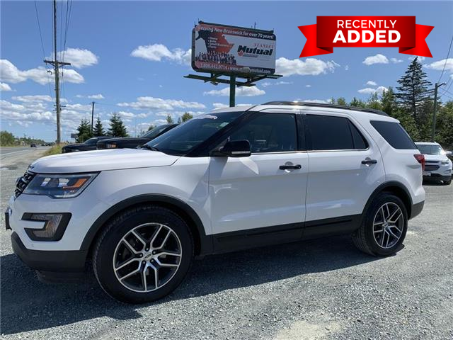 2016 Ford Explorer Sport (Stk: A2900) in Miramichi - Image 7 of 30