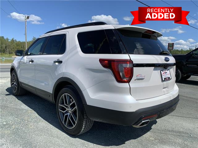 2016 Ford Explorer Sport (Stk: A2900) in Miramichi - Image 9 of 30