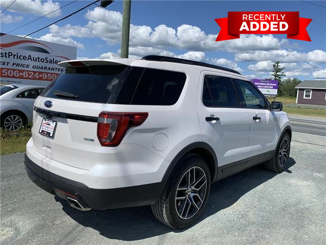 2016 Ford Explorer Sport (Stk: A2900) in Miramichi - Image 13 of 30