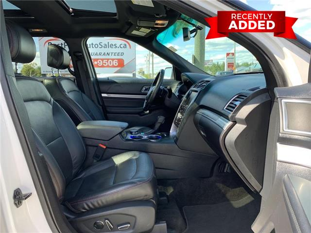 2016 Ford Explorer Sport (Stk: A2900) in Miramichi - Image 18 of 30