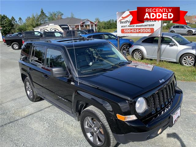 2015 Jeep Patriot Sport/North (Stk: A3033) in Miramichi - Image 2 of 30