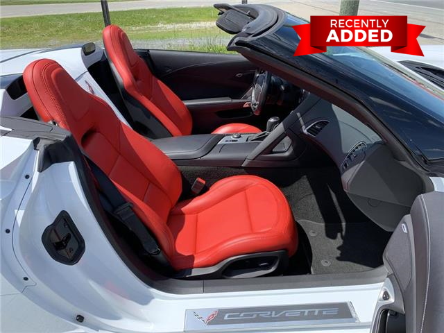2019 Chevrolet Corvette Stingray (Stk: A2993) in Miramichi - Image 25 of 30